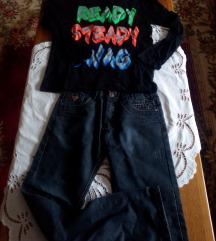 Hlače + majica 158 164