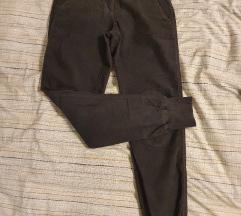 Sive samt hlače