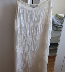 Haljina na resice.