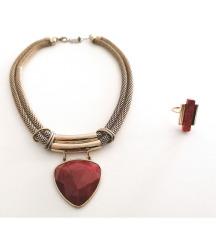 H&M ogrlica i prsten (pt gratis)