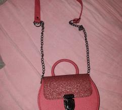 AKCIJA! Roza torbica