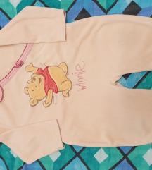Winnie Pooh odijelo za bebe 80