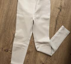 Balenciaga kožne hlače