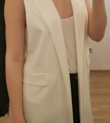 ZARA novi bijeli sako jakna