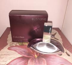 Calvin Klein Euphoria parfem, Tisak uključen