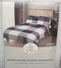 Nova posteljina pamuk