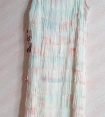 Nova haljina na resice