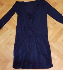 Intisimo plava haljina vel s