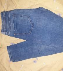 Zara jeans, velicina 34