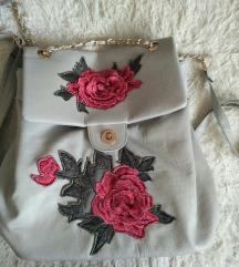 kožna ruksak torba, 3D uzorak