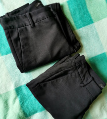 Lot Zara Chino fit hlače