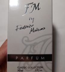 Novi zapakirani parfem FM Federio Mahora