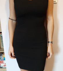 Mango kratka, crna haljina