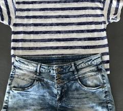 Lot - majica i kratke hlace H&M