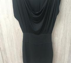 Zara večernja crna haljina, M + poklon mindjuse