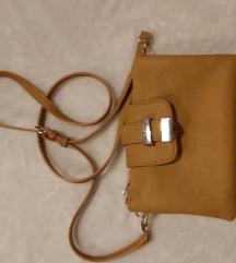 Žuta novčanik/ torbica