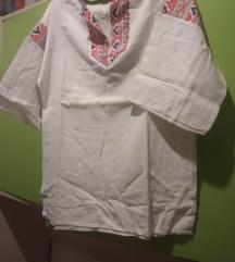 Bijela košulja/tunika