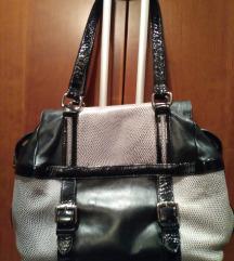 Galko crno siva torbica
