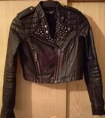 Divided Exclusive kožna jakna