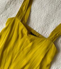 Sisley žuti top