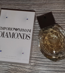 Armani Diamonds