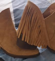 Zara kožne cipele, br. 37