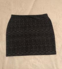 Mini uska suknja