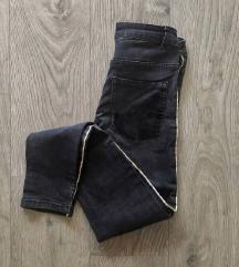 tamno sive traperice