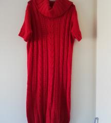 Sniženo: Pletena haljina iz Mane (s etiketom)