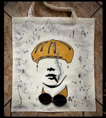 Oslikana shop-bag  - Peaky blinders