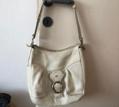 Zippo bijela kožna torba