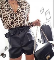 Zara kosulja bluza, leopard printa 🐆🐆
