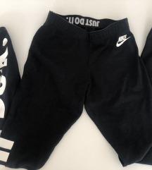 Nike tajice XS  sa pt!