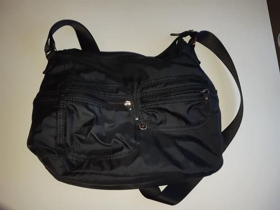 Crna Samsonite torba