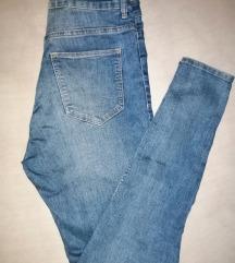 H&M hlače high waist