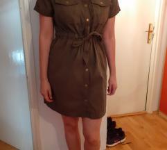 Asos zelena haljina -  ponudite svoju cijenu