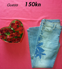 GUESS traperice 100kn!!!!!