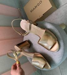 Mango - sandale na petu