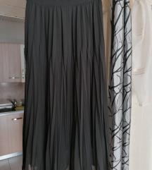 H&M plisirana suknja 36