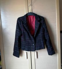 Crno crveni sako