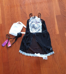 novo odijelo sobarice, vel. XS,S,M-rasprodaja!!
