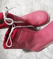 Gumene cizme s utopljenjem 36