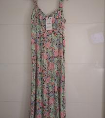 Zara haljina s etiketom M-L