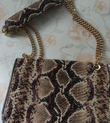 My lovely bag zmijski uzorak