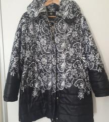 Zimska topla jakna,  plus size