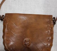 LA TIGRE torbica prava koža