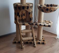 Grebalica/kućica/igraonica za mačke