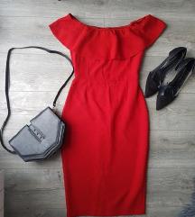 Nova Zara off shoulder haljina