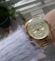 Michael Kors zlatni ručni sat