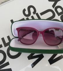 Lacoste sunčane naočale lila boje